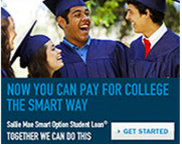 Student loans with Sallie Mae
